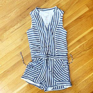 Anthropologie Striped Romper by Greylin - LIKE NEW